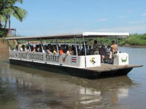Jungle River And Crocodile Adventure Tour
